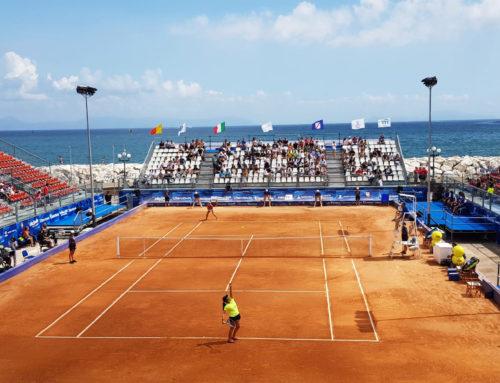 Neapels Tennisklubb väljer Modus R