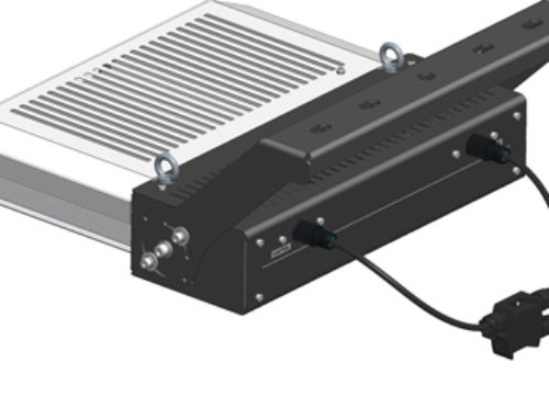 IP67-klassad kopplingsbox till Titan och Modus