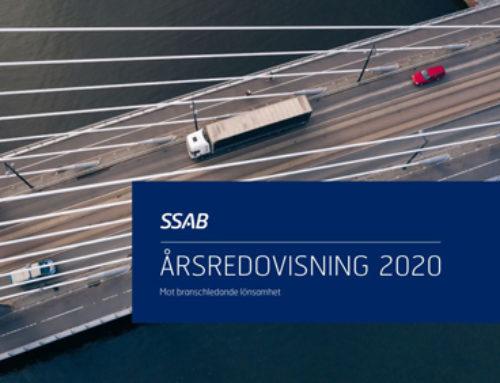 Energisystem bidrar till SSABs energisparmål